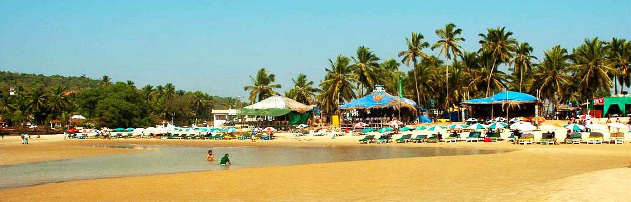 Baga Beach Market