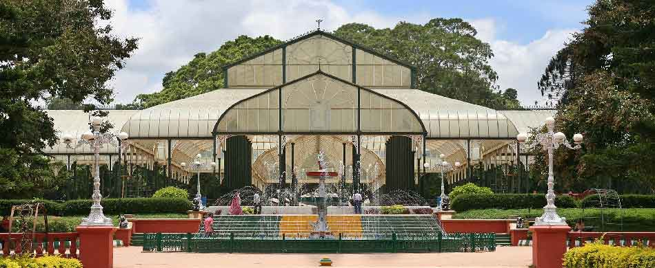 Lal Bagh Gardens