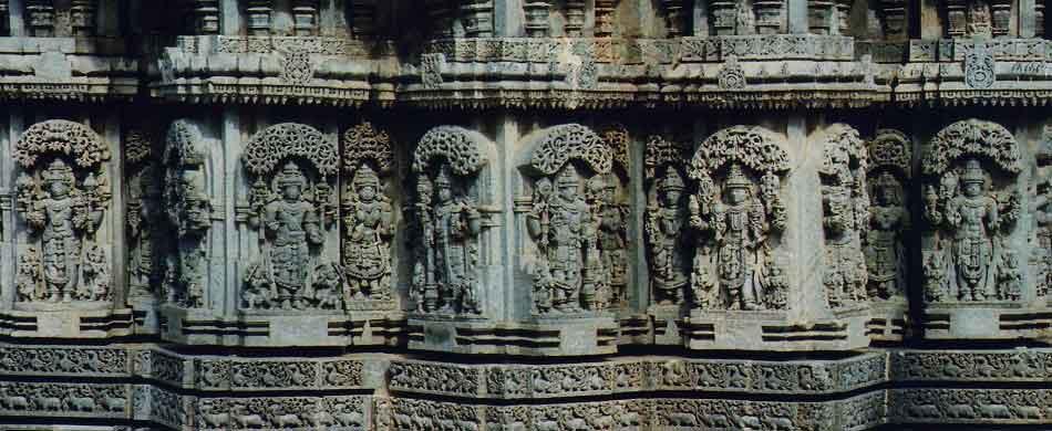 Somnathpur Keshava Temple