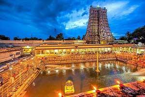 Madurai Meenakshi Temple Tour Packages