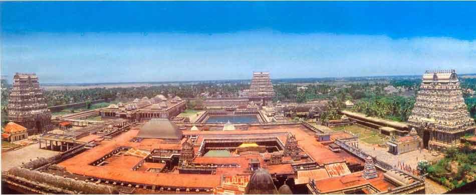 Chidhambaram Natarajar Temple