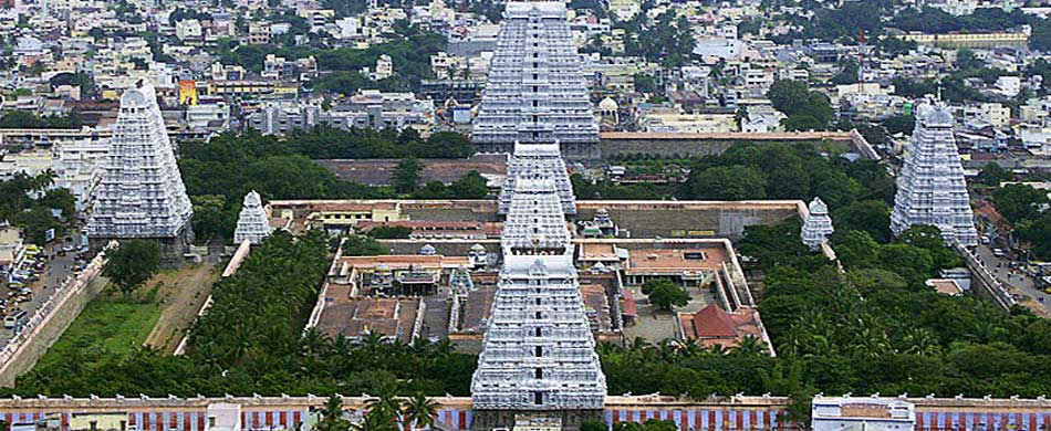 Thiruvannamalai Shiva Temple