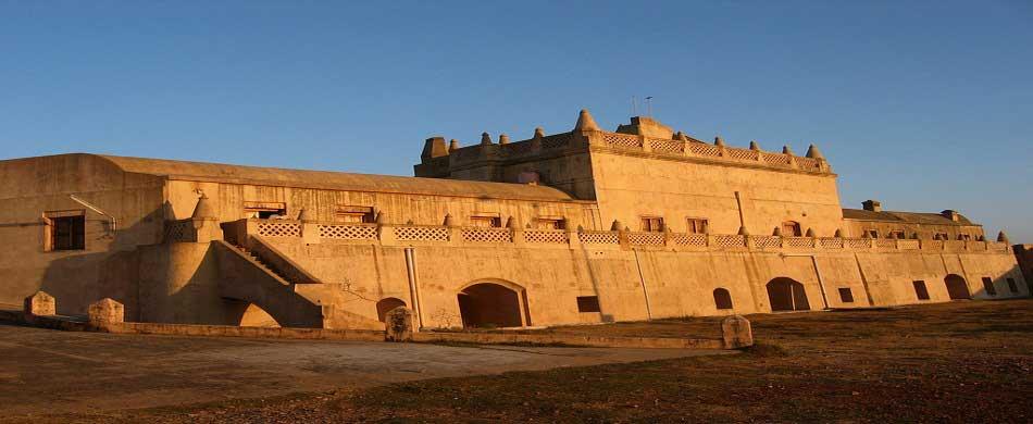 Tranquebar Fort